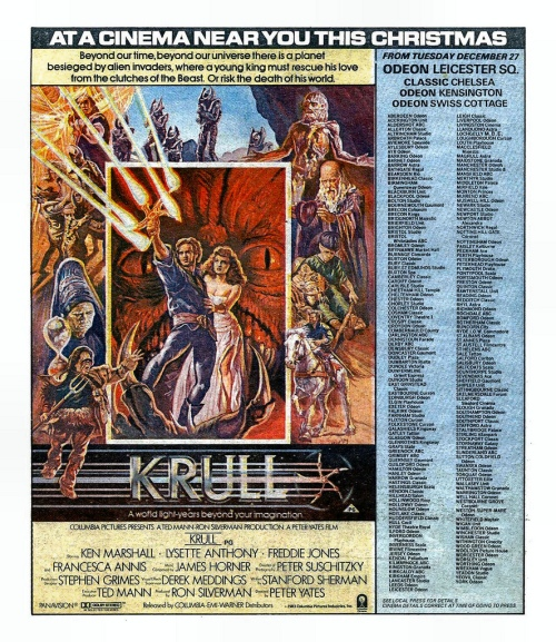 Krull Ad 1983-2