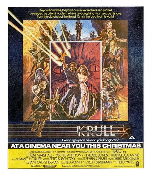 Krull Ad 1983