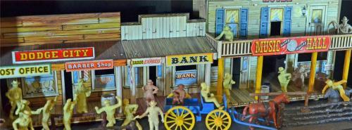 Marx Western Town 1952-2