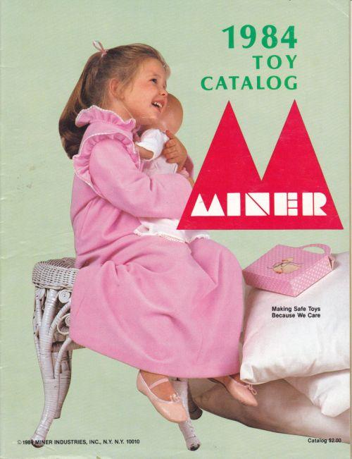 Miner Cat 1984