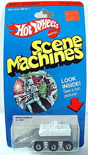 Scene Machines Space 1979