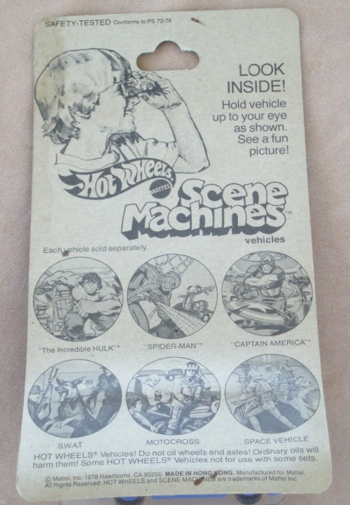 Scene Machines Spidey 1979-2