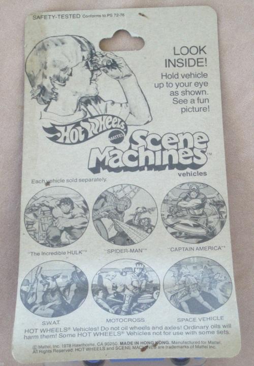 Scene Machines Spidey 1979-2