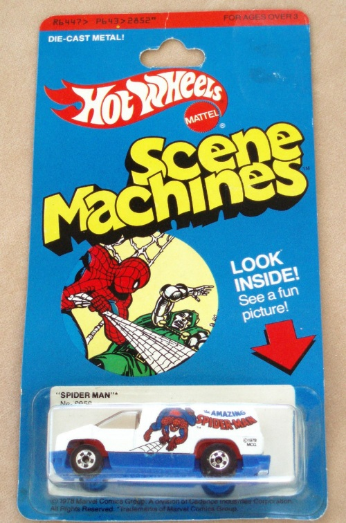 Scene Machines Spidey 1979