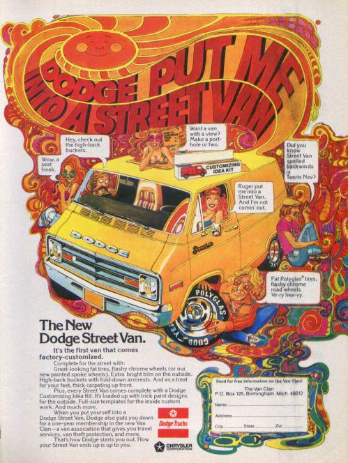 Van 1976-2
