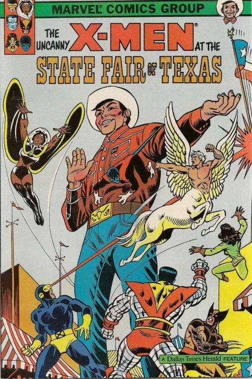 X-Men Texas 1983
