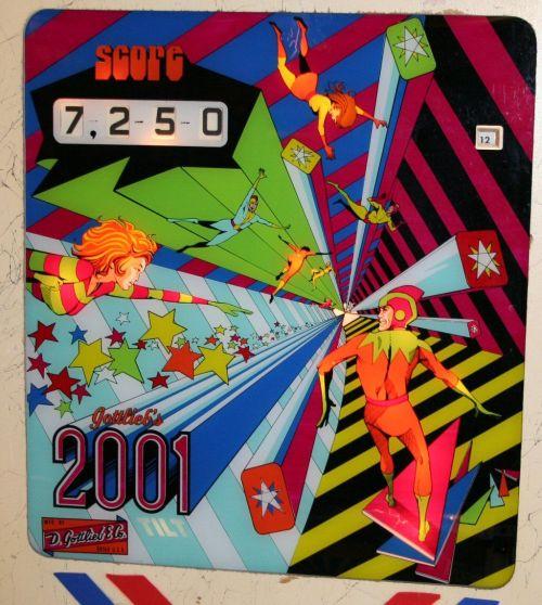 2001 BG 1971
