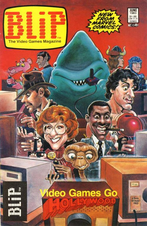 Blip #5 1983-1