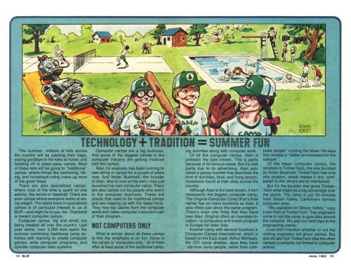 Blip #5 1983-2
