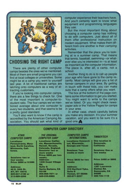 Blip #5 1983-3
