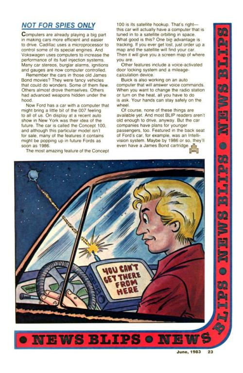 Blip #5 1983-4