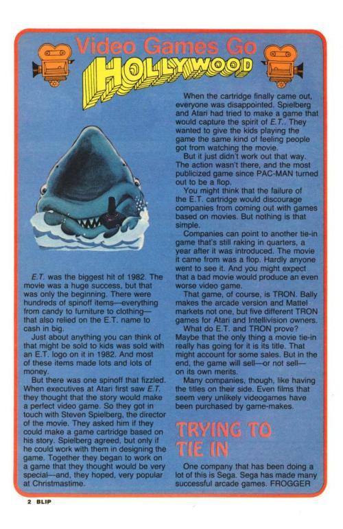 Blip #5 1983-5