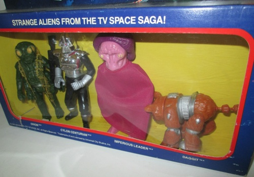 BSG 4 Pack 1979-2