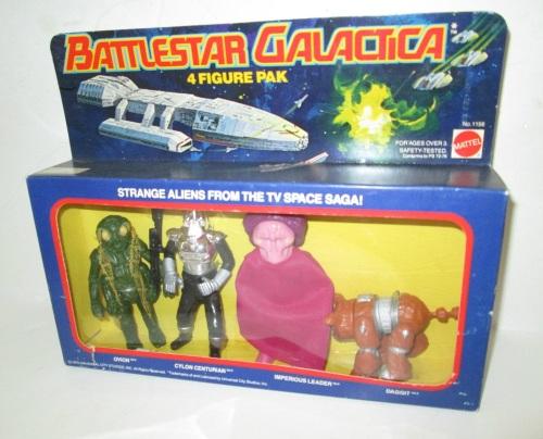 BSG 4 Pack 1979