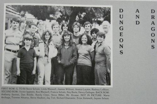D&D Club 82-83