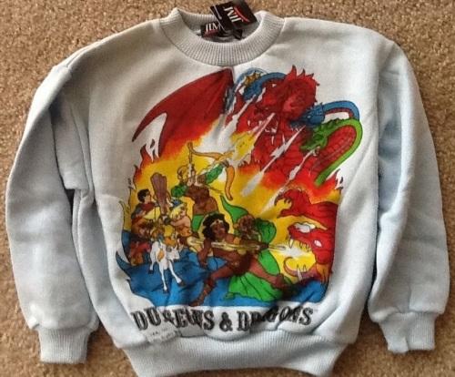 D&D Sweatsuit 1983-3