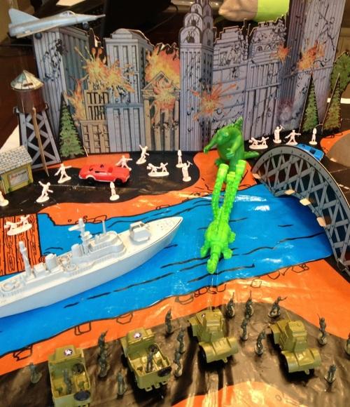 HG Godzilla 1979-2