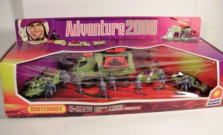 Matchbox Adventure 1978-1