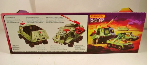 Matchbox Adventure 1978-2