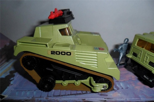 Matchbox Adventure 2000 Raider-4