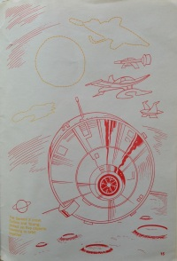 Whitman UFO 1978-20