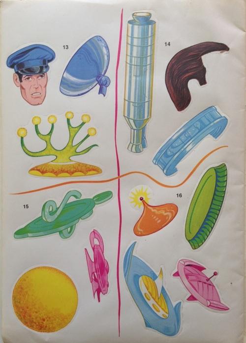 Whitman UFO 1978-22