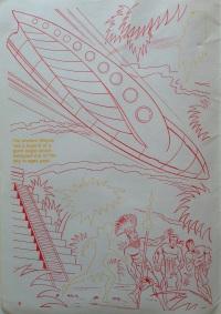 Whitman UFO 1978-7