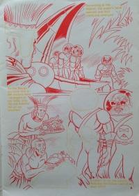 Whitman UFO 1978-8