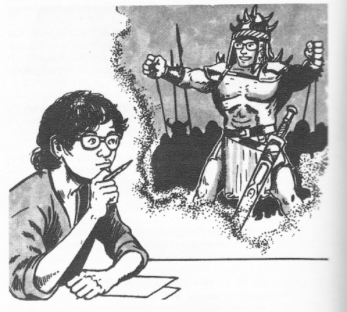 D&D Basic 1982 French