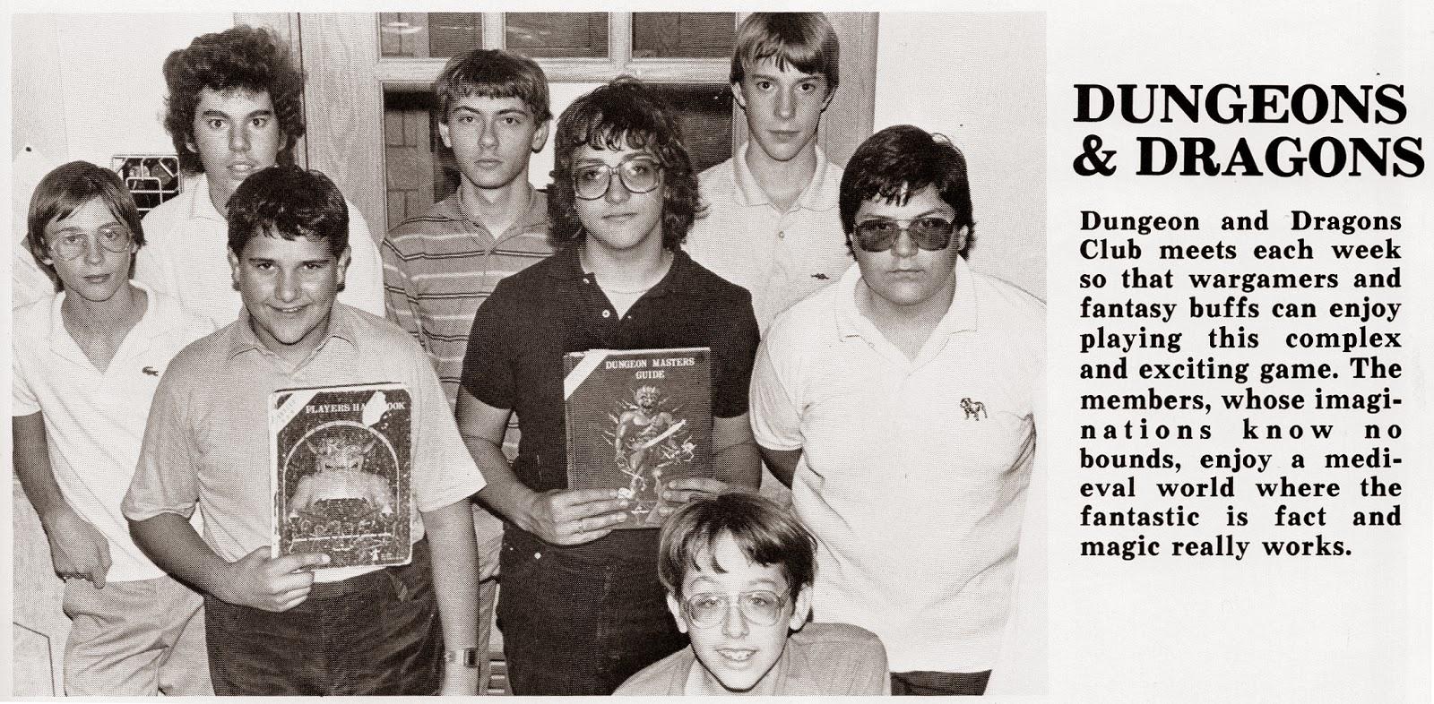 Du0026D Club 1984