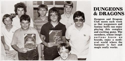 D&D Club 1984