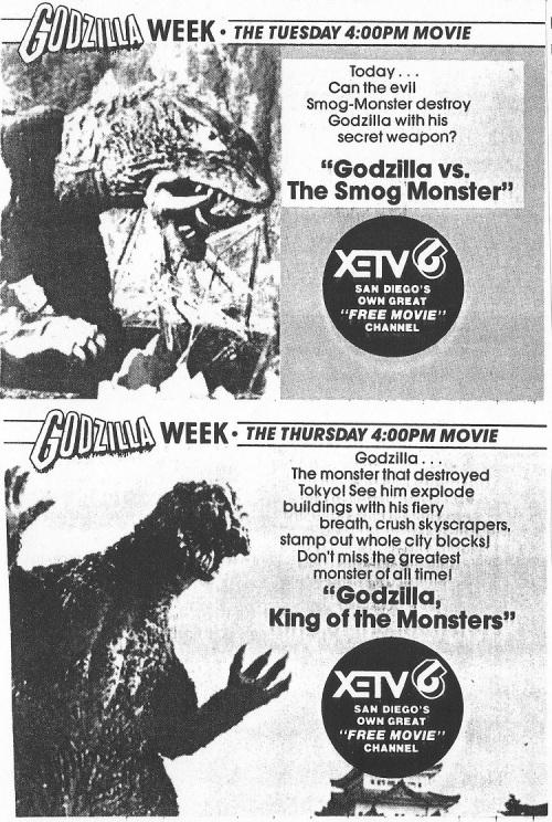 Godzilla 1978-1979-2