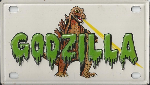 Godzilla Marx 1967