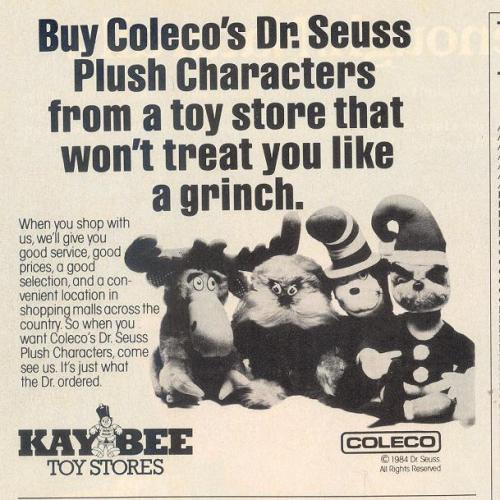 Kay Bee Ad 1984