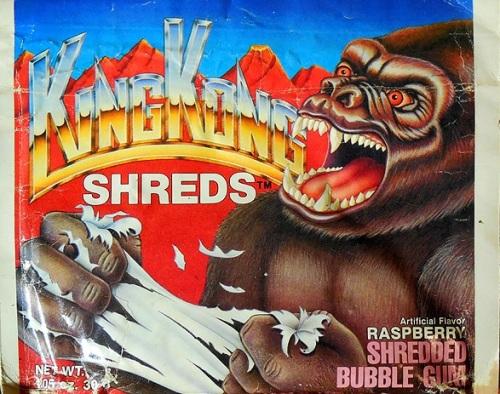 King Kong Shreds 1988