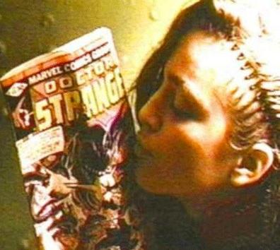 Madonna Strange