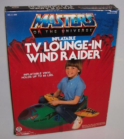 MOTU Wind Raider 1985