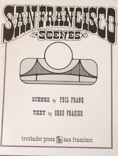 Troubador San Fran 1972-2