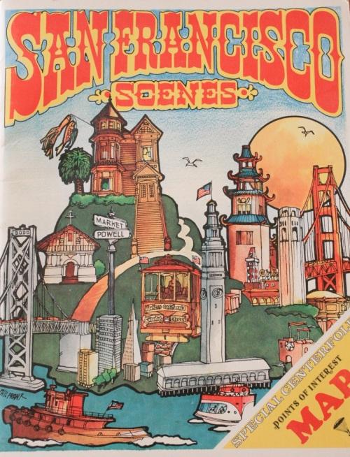Troubador San Fran 1972