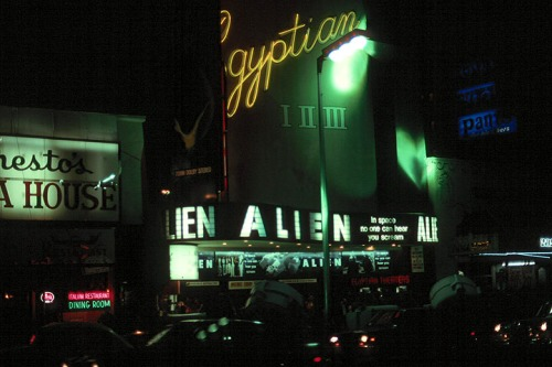 Alien Egyptian 1979-2