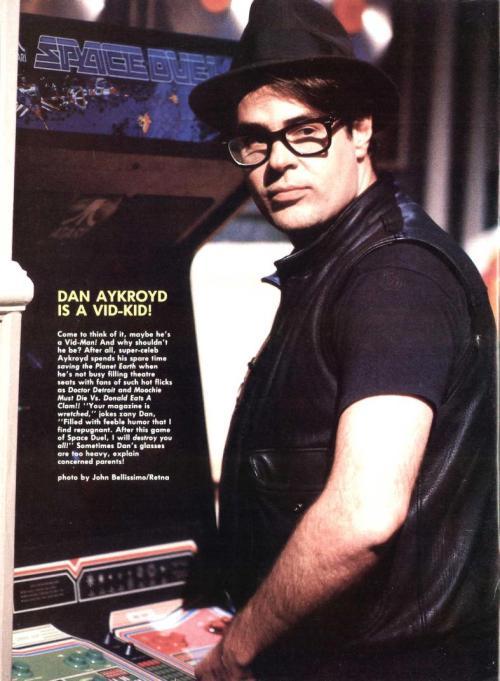 Aykroyd 1983