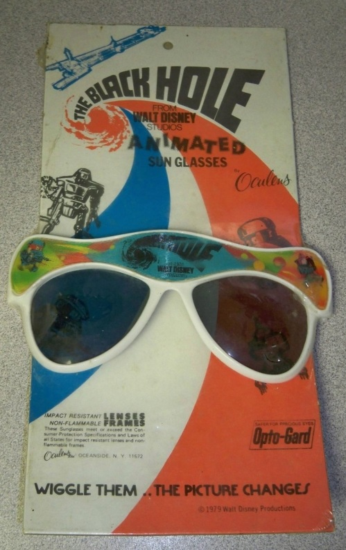Black Hole Sunglasses 1979