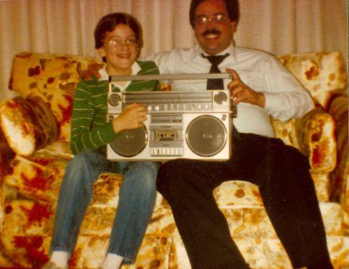 Boombox 1981