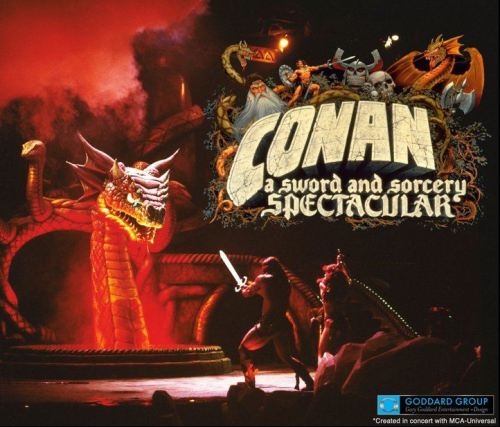 Conan Ad 1983-2
