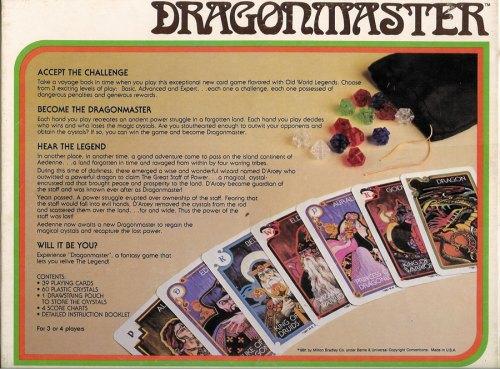 Dragonmaster 1981-2