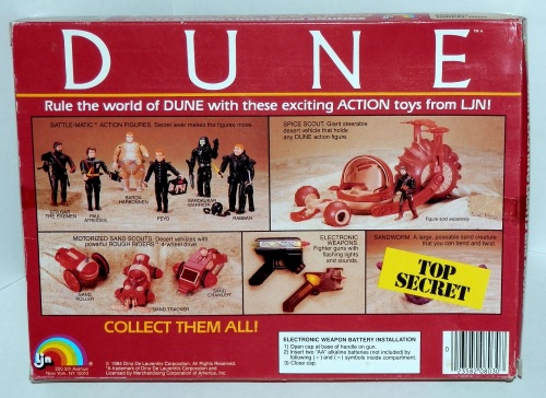Dune Gun 1984-2