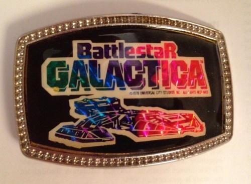 Galactica Buckle 1978-2