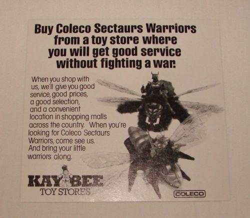Kay Bee 1985