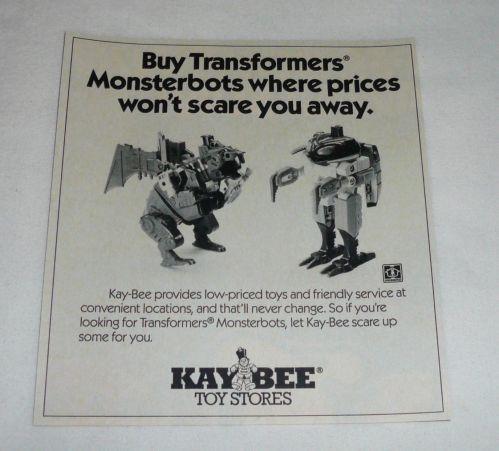 Kay Bee 1987