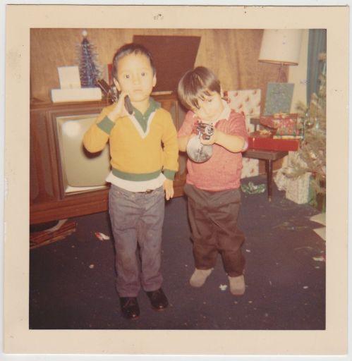 Kids Guns 1970